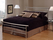 Soho Bed Set - King - w/Rails - THD7390
