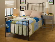Edgewood Bed Set - Twin - Rails not included - THD5774