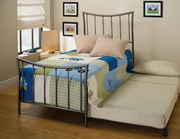 Edgewood Bed Set - Twin - w/Suspension Deck & Trundle - THD5776