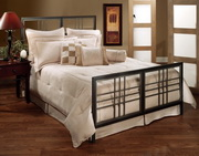 Tiburon Bed Set - Twin - Rails not included - THD7498