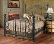 Chesapeake Bed Set - Queen - w/Rails - THD5548