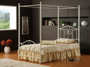 Westfield Canopy Bed Set - Full - w/Rails - THD7820
