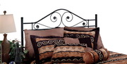 Harrison Headboard - King - Rails not included - THD5892