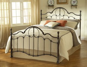 Venetian Bed Set - Queen - w/Rails - THD7654