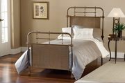 Kensington Bed Set - Twin - Rails not included - THD6208