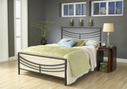 Kingston Bed Set - Full - Rails not included - THD6268