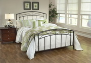 Morris Bed Set - King - w/Rails - THD6994