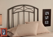 Morris Headboard - Twin - w/Rails - THD7010