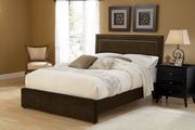 Amber Cal King Bed Set - w/rails - THD4792