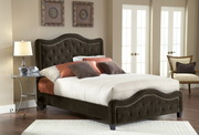 Trieste Bed Set - Queen - w/Rails - THD7534