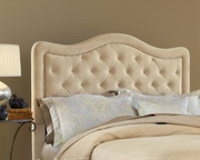 Trieste Fabric Headboard - Queen - Rails not included - THD7540