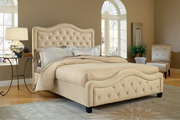 Trieste Bed Set - Cal King - w/Rails - THD7544