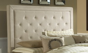 Kaylie Headboard - Queen - w/Rails - THD6148