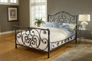 Mandalay Bed Set - King - w/Side Rails - THD6648