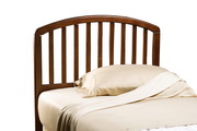 Carolina Headboard - Twin - w/Rails - THD5452