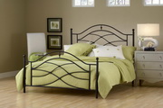 Cole Bed Set - King - w/Rails - THD5612