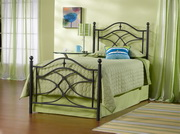 Cole Bed Set - Twin - Rails not included - THD5616