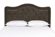 Trieste Fabric Headboard - King - Rails not included - THD7558