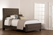 Kaylie Bed Set - Queen - w/Rails - THD6162