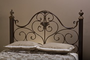 Mikelson Headboard - King - w/Rails - THD6796
