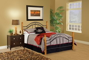 Winsloh Bed Set - Twin - Rails not included - THD7978