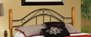 Winsloh Headboard - Twin - w/Rails - THD7992