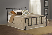 Janis Bed Set - Queen - w/Rails  - THD6048