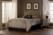 Milano Bed Set - Full - w/Rails - THD6820