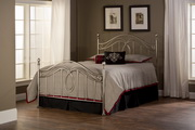 Milano Bed Set - Queen - w/Rails - THD6826