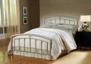 Claudia Bed Set - Full - w/Rails - THD5584