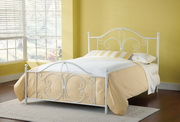 Ruby Bed Set - Queen - w/Rails - THD7268