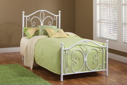 Ruby Bed Set - Twin - Rails not included - THD7270