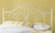 Ruby Headboard - Full/Queen - w/Rails - THD7274