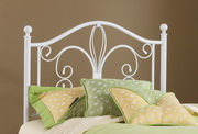 Ruby Headboard - Twin - w/Rails - THD7278