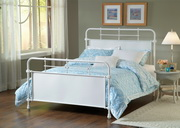 Kensington Bed Set - Queen - w/Rails - THD6240