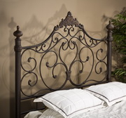 Baremore Headboard - King - w/Rails - THD5000