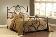 Newton Bed Set - King - Rails not included - THD7028