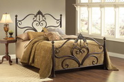 Newton Bed Set - Queen - w/Rails - THD7034