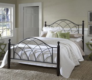 Vista Bed Set - King - Rails not included - THD7702