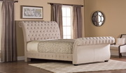 Bomabay Bed Set - King - with Rails - THD5162