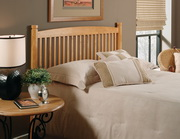 Oak Tree Headboard - Full/Queen - Rails not included - THD7044