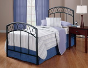 Wendell Bed Set - Twin - Rails not included - THD7744