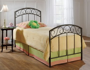 Wendell Bed Set - Twin - Rails not included - THD7760