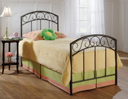 Wendell Bed Set - Twin - w/Rails - THD7762