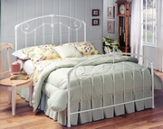 Maddie Bed Set - Full - w/Rails - THD6558