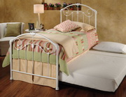 Maddie Bed Set - Twin - w/Rails and Trundle - THD6566