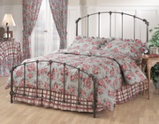 Bonita Bed Set - Queen - w/Rails - THD5188