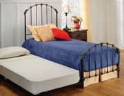Bonita Bed Set - Twin - w/Rails and Trundle - THD5190