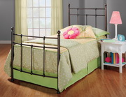 Providence Bed Set - Twin - Rails not included - THD7160