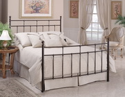 Providence Bed Set - Queen - w/Rails - THD7178